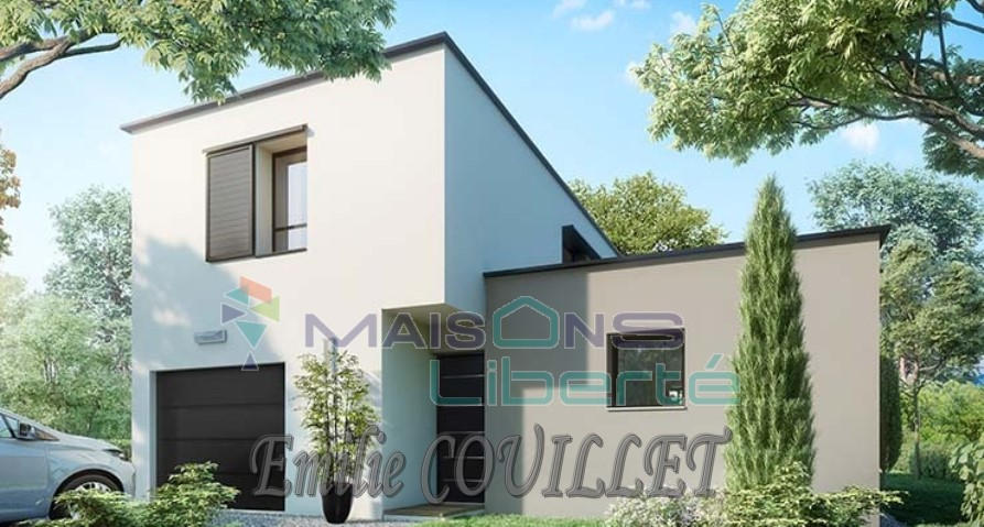Maisons du constructeur MAISONS LIBERTE • 95 m² • MONTELIMAR