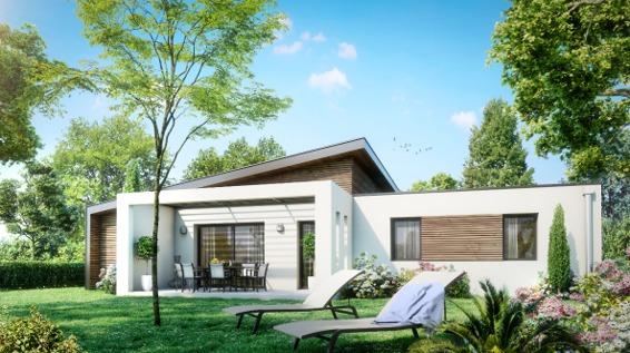 Terrains du constructeur MAISONS LIBERTE • 650 m² • ALLEX