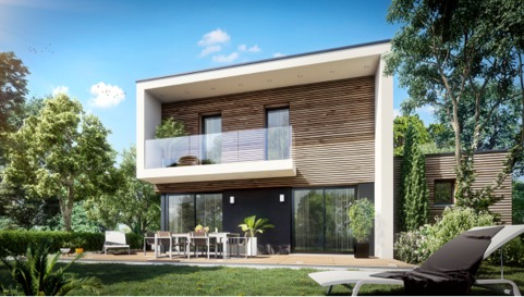 Terrains du constructeur MAISONS LIBERTE • 710 m² • SAINT BARTHELEMY DE VALS