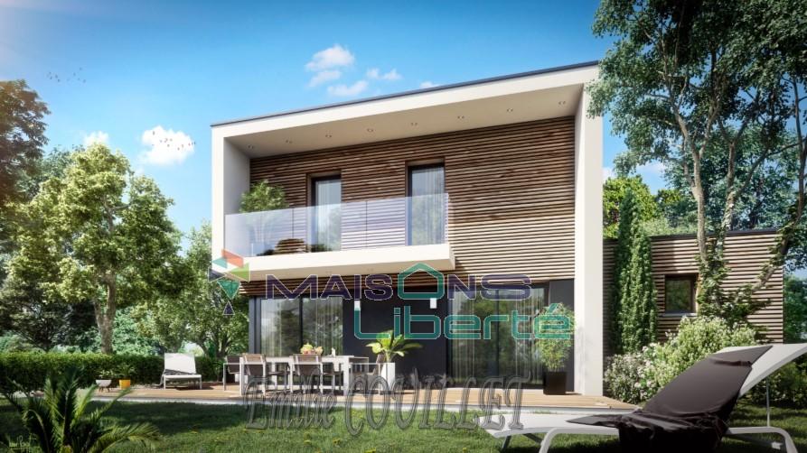 Maisons du constructeur MAISONS LIBERTE • 92 m² • MONTELIMAR