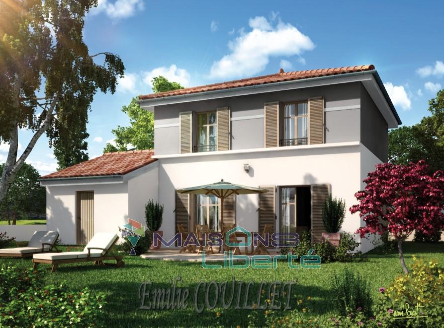 Maisons du constructeur MAISONS LIBERTE • 90 m² • MONTELIMAR