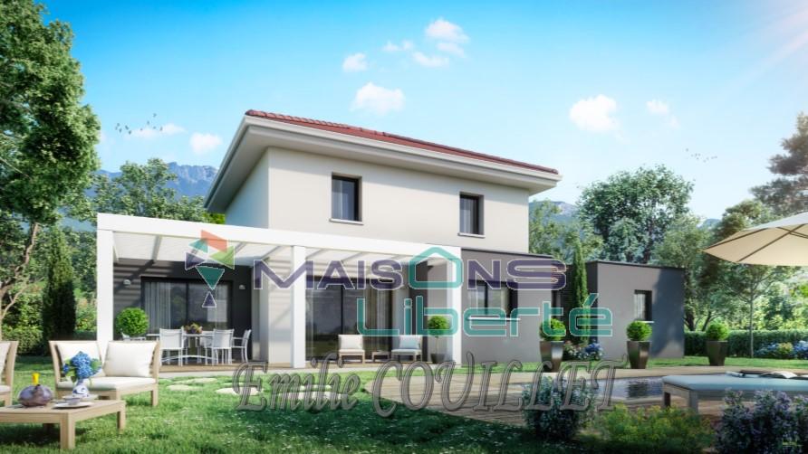 Maisons du constructeur MAISONS LIBERTE • 125 m² • DONZERE