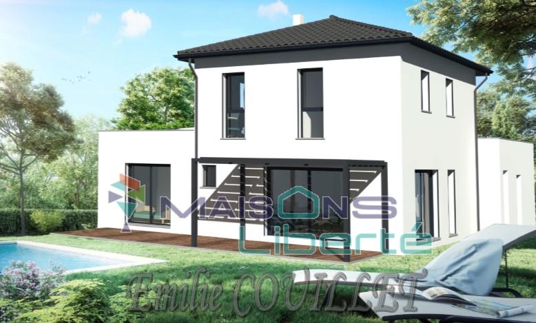 Maisons du constructeur MAISONS LIBERTE • 140 m² • MONTELIMAR