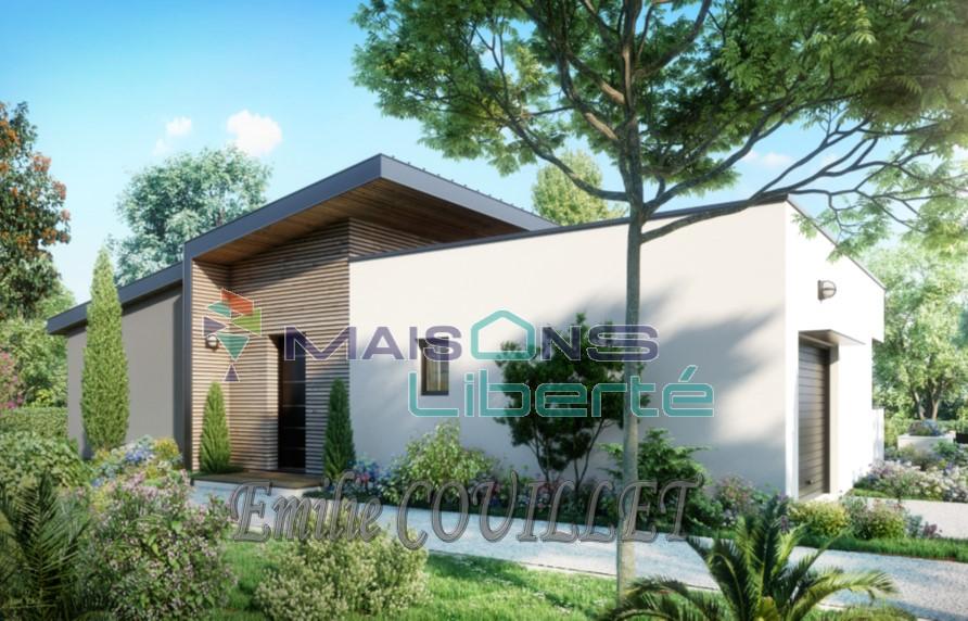 Maisons du constructeur MAISONS LIBERTE • 97 m² • DONZERE