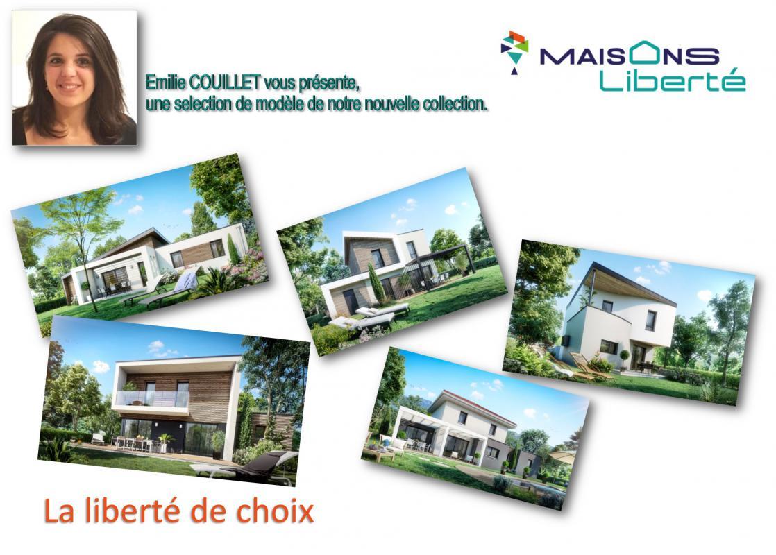 Terrains du constructeur MAISONS LIBERTE • 1000 m² • CHAROLS