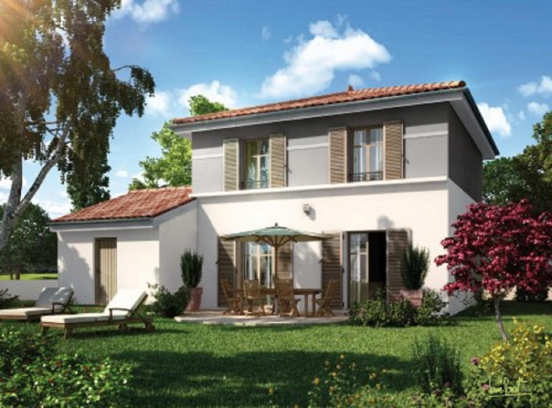 Maisons du constructeur MAISONS LIBERTE • 91 m² • LA LAUPIE