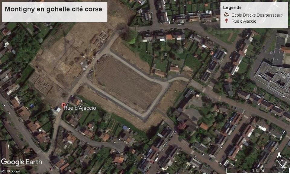 Terrains du constructeur MAISONS FRANCE CONFORT • 391 m² • LENS