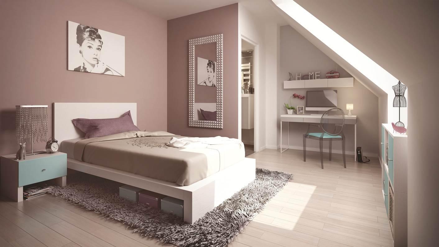 Maisons + Terrains du constructeur MAISON FAMILIALE VILLE DU BOIS • 95 m² • EGLY