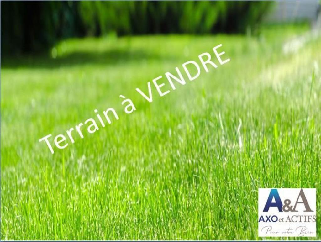 Terrains du constructeur A&A   AXO ET ACTIFS • 982 m² • SAINT LAMBERT DU LATTAY