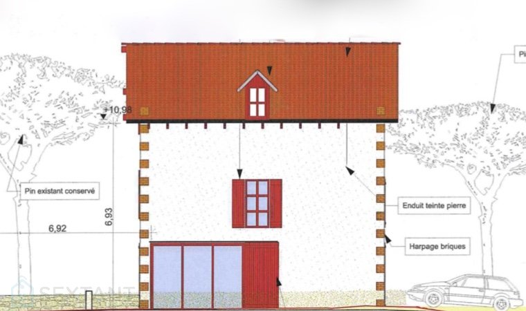 Terrains du constructeur SEXTANT FRANCE • 160 m² • LA BAULE ESCOUBLAC