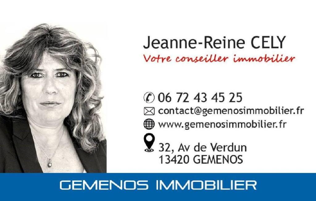 Terrains du constructeur GEMENOS IMMOBILIER • 1200 m² • GEMENOS