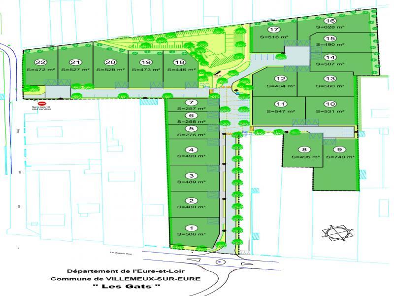Terrains du constructeur PLANET FORCE • 0 m² • HOUDAN