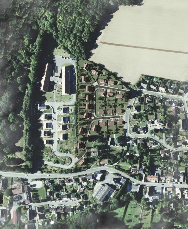 Terrains du constructeur FLINT IMMOBILIER • 609 m² • ESCHES