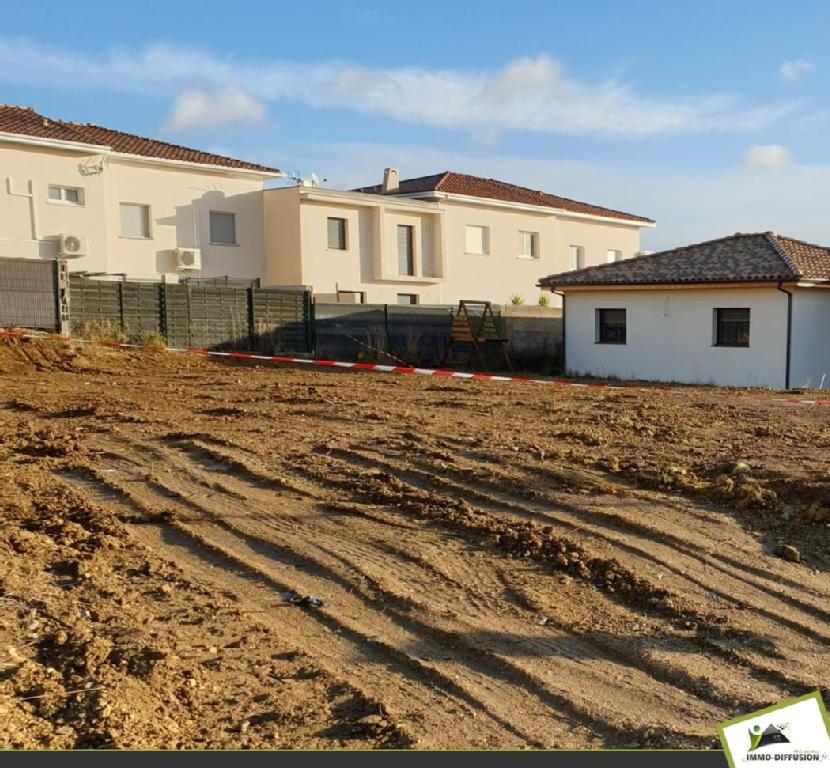 Terrains du constructeur Immo-Diffusion • 586 m² • MONTARNAUD