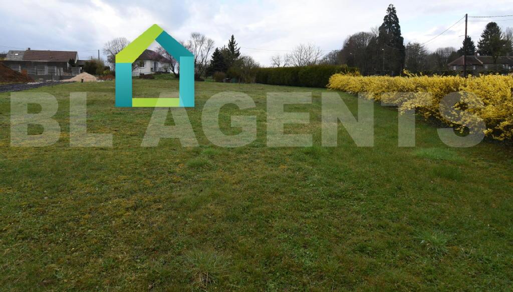 Terrains du constructeur BL AGENTS • 1621 m² • DONNEMARIE DONTILLY