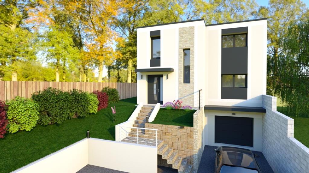 Terrains du constructeur Stéphane Plaza Immobilier Conflans Sainte Honorine • 446 m² • MORAINVILLIERS