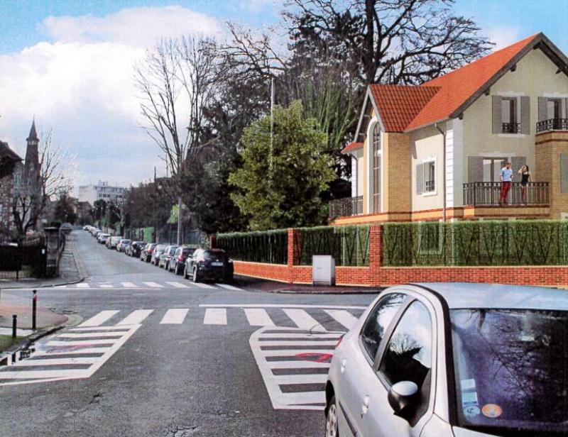 Terrains du constructeur AGENCE LES MARECHAUX • 498 m² • GARCHES