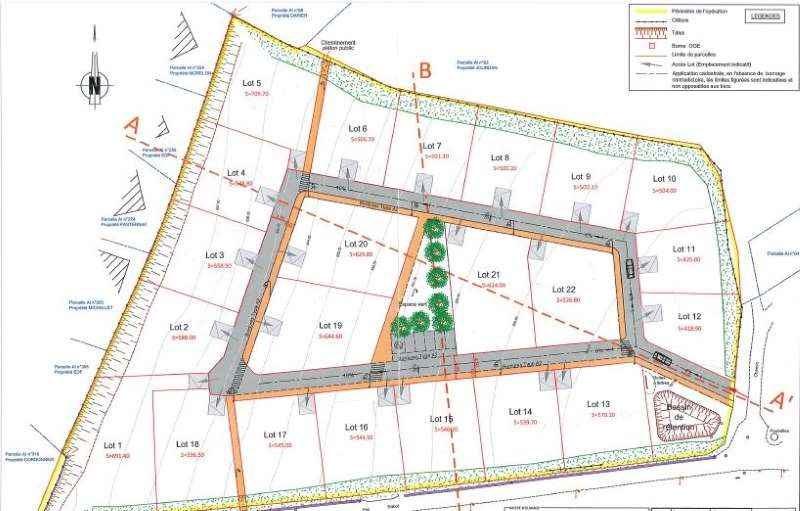 Terrains du constructeur SQUARE HABITAT • 15230 m² • LA MURE