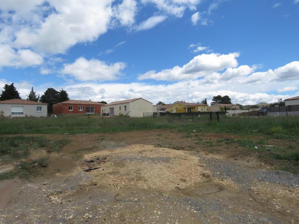 Terrains du constructeur EFFICITY • 586 m² • ALES
