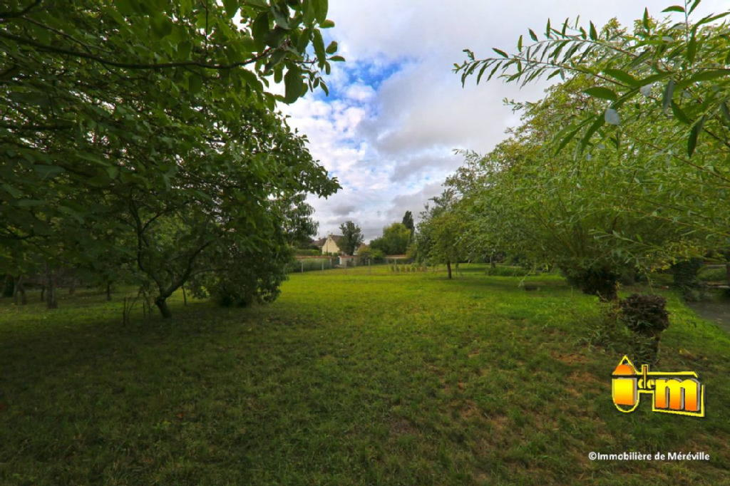 Terrains du constructeur IMMOBILIERE DE MEREVILLE • 874 m² • MEREVILLE