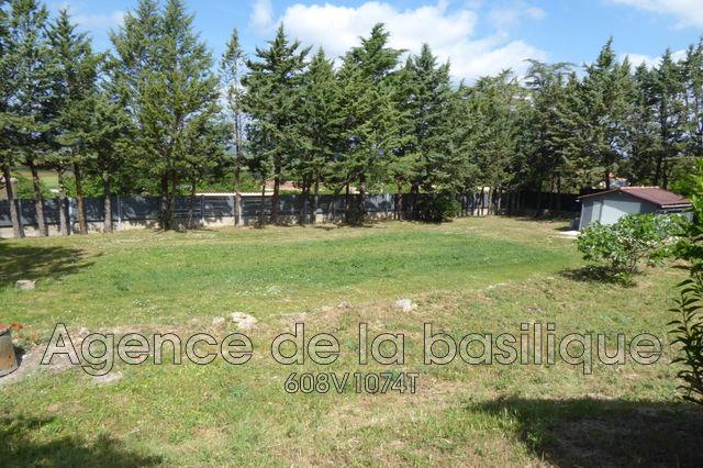 Terrains du constructeur AGENCE DE LA BASILIQUE • 2500 m² • SAINT MAXIMIN LA SAINTE BAUME