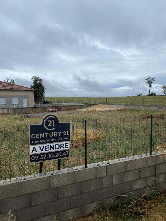 Terrains du constructeur century21 gay murer immobilier • 925 m² • AVEIZIEUX