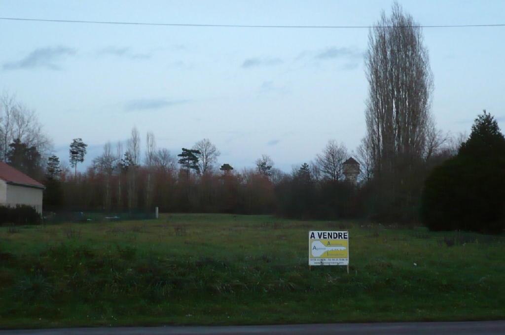 Terrains du constructeur AGENCE ARMANCE IMMOBILIER • 3047 m² • ERVY LE CHATEL