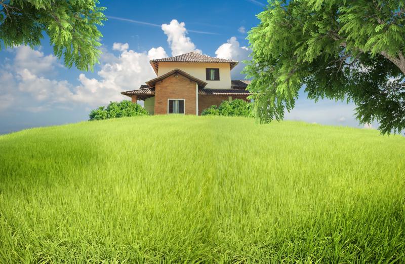 Terrains du constructeur I-P@RTICULIERS • 800 m² • SAINT APPOLINARD