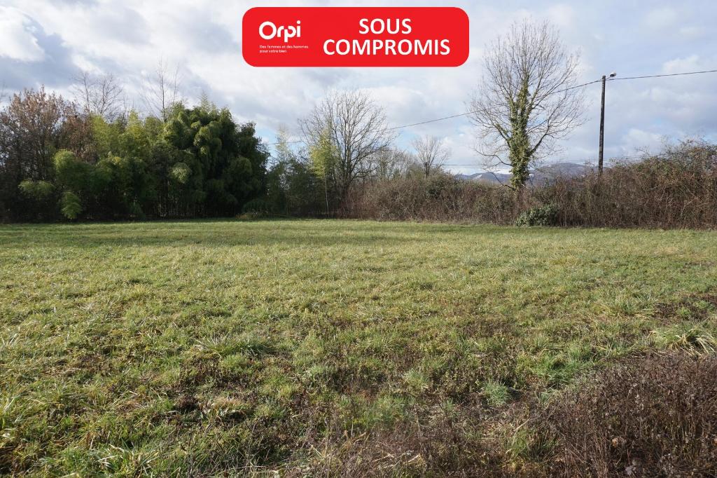 Terrains du constructeur ORPI MOIRANS AFG • 1385 m² • MOIRANS