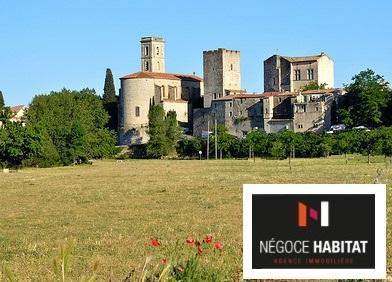 Terrains du constructeur NEGOCE HABITAT • 400 m² • COURNONTERRAL
