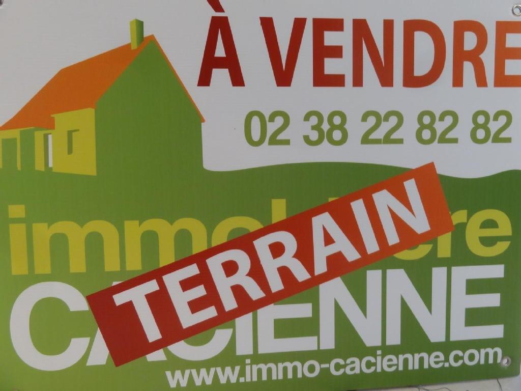 Terrains du constructeur AGENCE IMMOBILIÈRE CACIENNE • 910 m² • FAVEROLLES SUR CHER