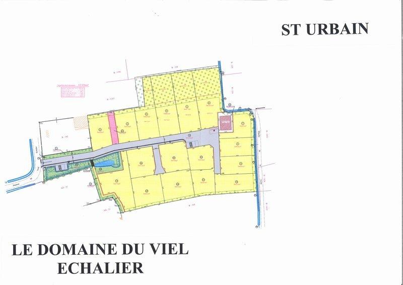 Terrains du constructeur ROCHER IMMOBILIER • 885 m² • SAINT URBAIN