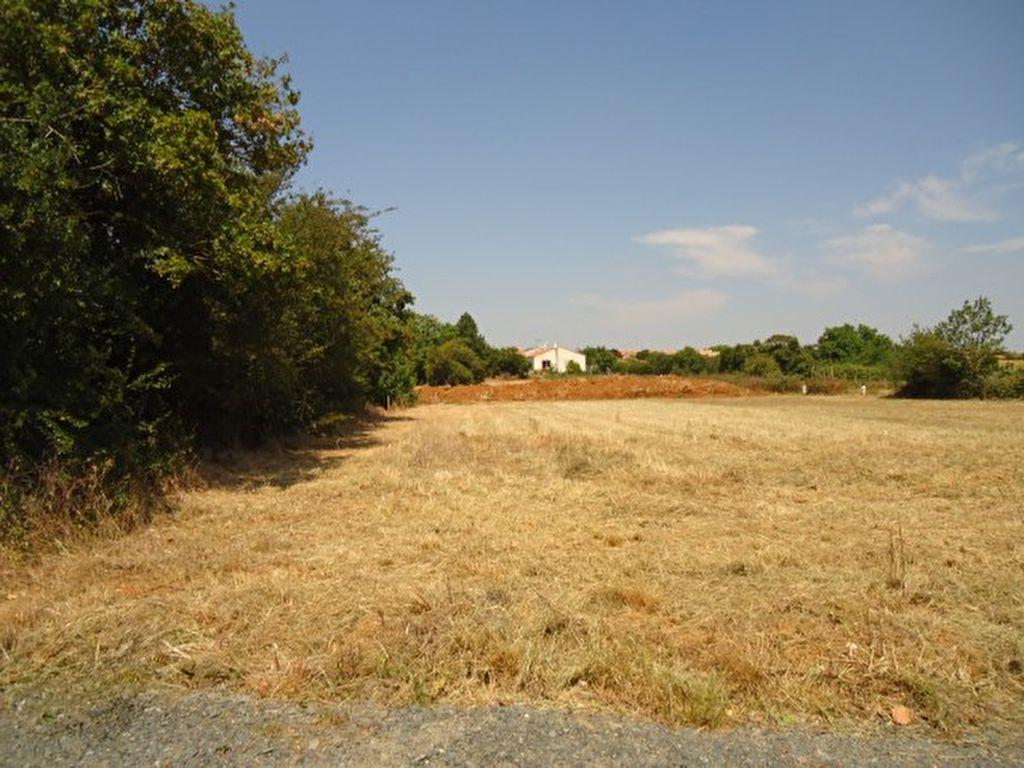 Terrains du constructeur L ADRESSE LONGEVILLE SUR MER • 1189 m² • SAINTE GEMME LA PLAINE