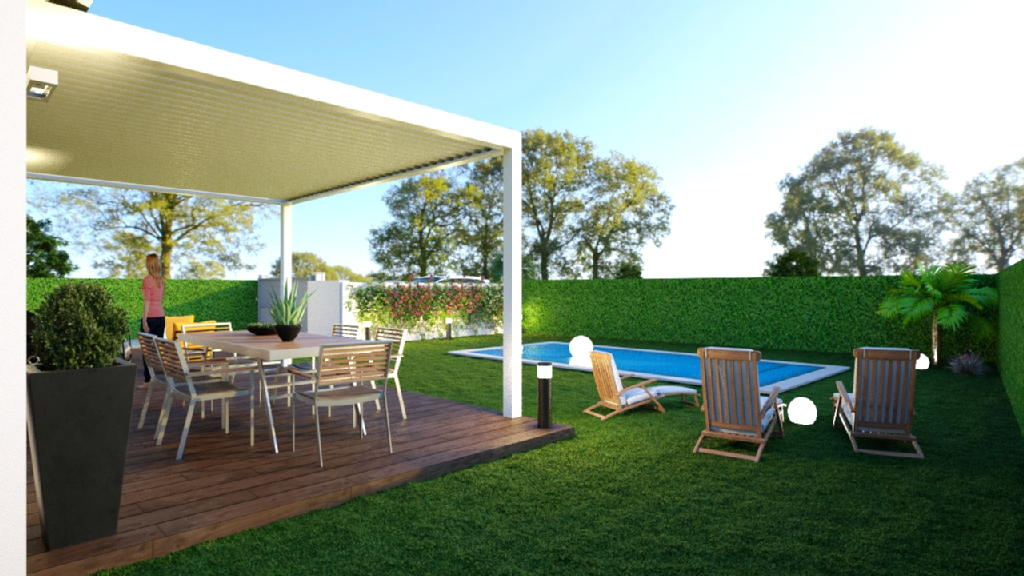 Terrains du constructeur PBC • 565 m² • CHATEAURENARD