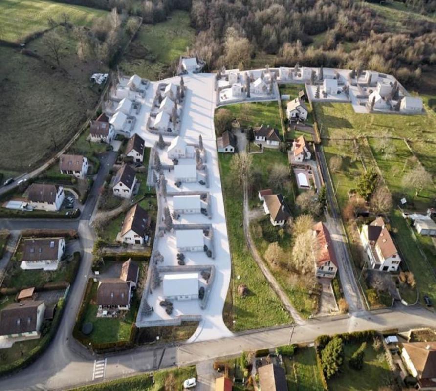 Terrains du constructeur NEOLIA • 504 m² • AVANNE AVENEY