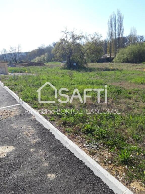 Terrains du constructeur SAFTI • 608 m² • PUJAUDRAN
