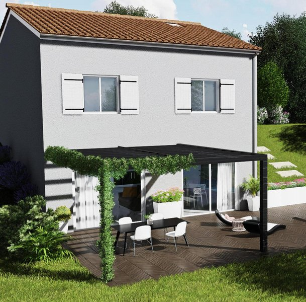 Maisons du constructeur MR Construction • 85 m² • SAINT CHAMOND