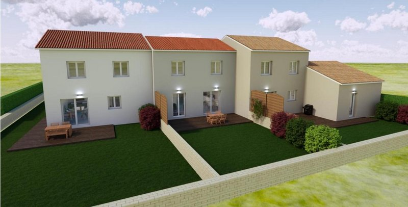 Maisons du constructeur MR Construction • 86 m² • MONTBRISON
