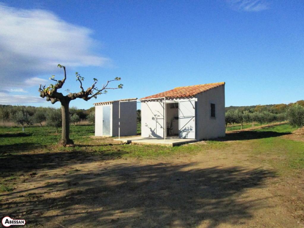 Terrains du constructeur ABESSAN • 4400 m² • LEZIGNAN LA CEBE