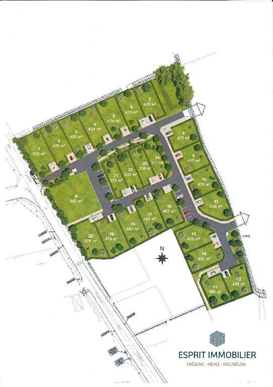 Terrains du constructeur ESPRIT IMMOBILIER • 439 m² • MELGVEN