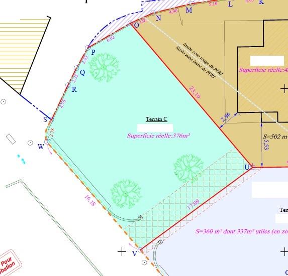 Terrains du constructeur LIONEL PENANT IMMOBILIER • 376 m² • MAZAN