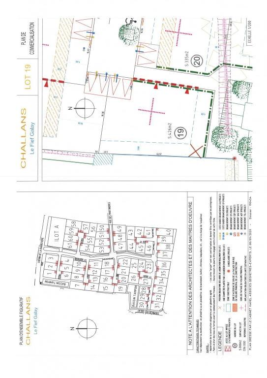 Terrains du constructeur AGENCE ROCHER IMMOBILIER • 426 m² • CHALLANS