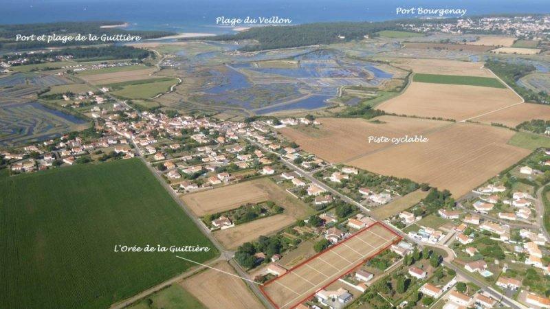 Terrains du constructeur C.O. IMMOBILIER • 0 m² • TALMONT SAINT HILAIRE