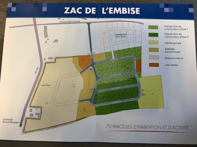 Terrains du constructeur POLE IMMOBILIER MUSSIPONTAIN • 338 m² • PONT A MOUSSON