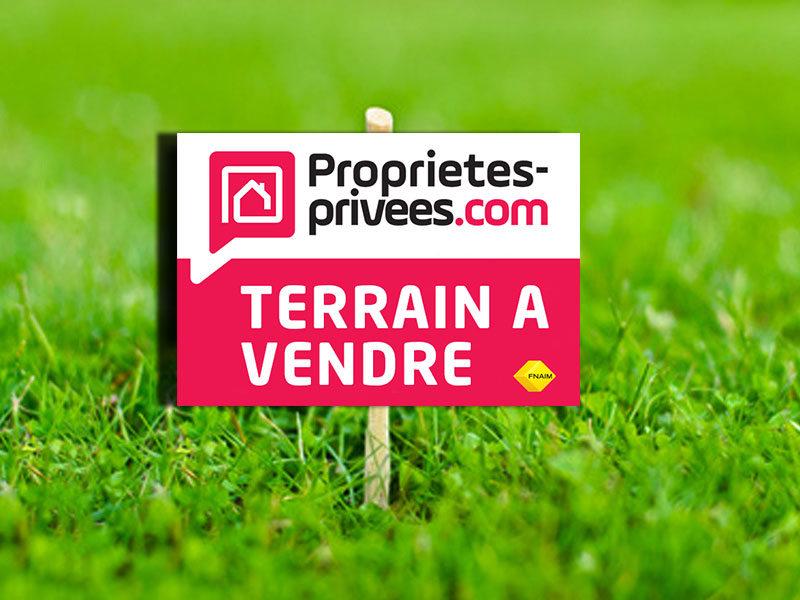 Terrains du constructeur PROPRIETES PRIVEES • 1200 m² • SAUMUR
