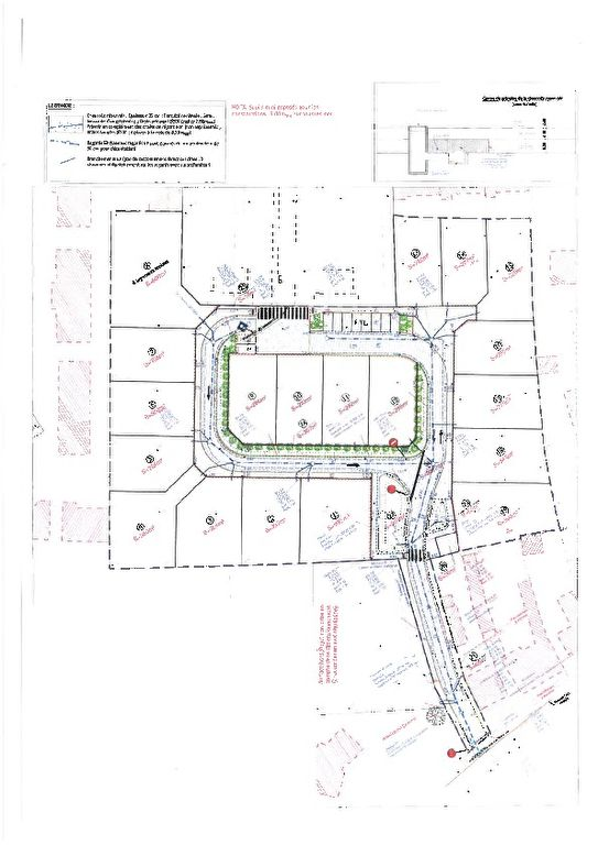 Terrains du constructeur ORPI LA VIE IMMOBILIERE • 337 m² • CHALLANS