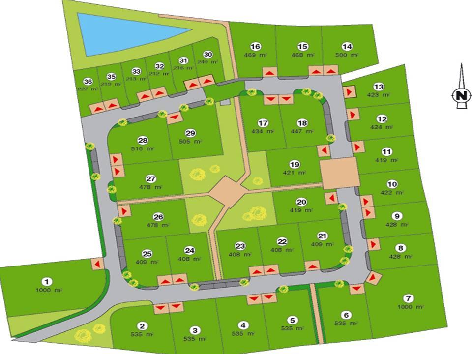 Terrains du constructeur ACANTHE • 423 m² • LE SEL DE BRETAGNE