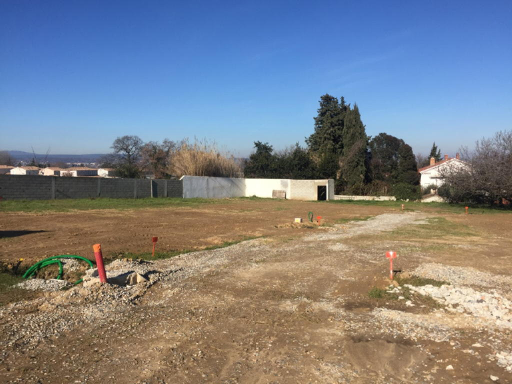Terrains du constructeur ERA PROVENCE IMMOBILIER • 600 m² • PONT SAINT ESPRIT