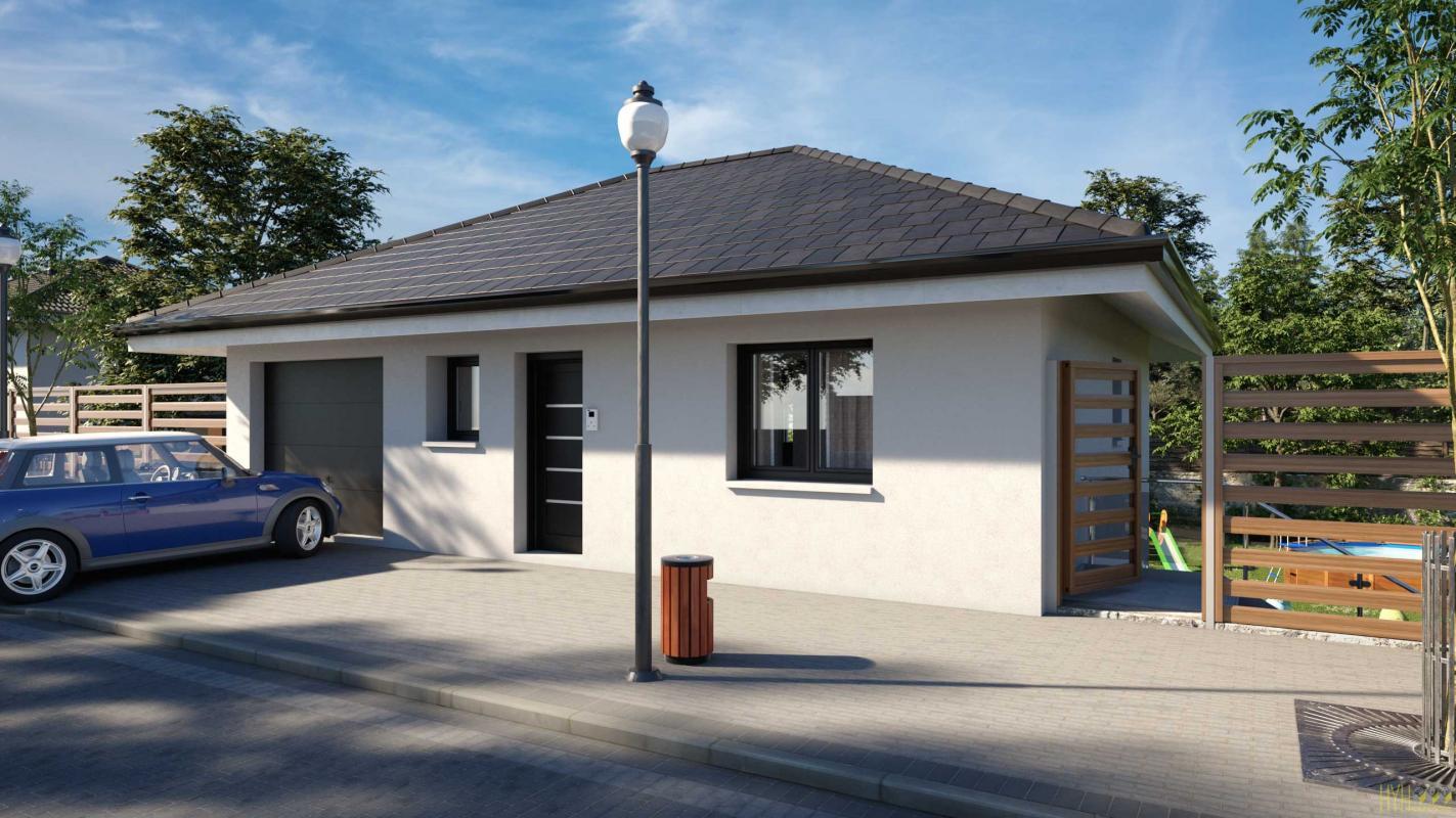 Maisons + Terrains du constructeur ARTIS • CHENE EN SEMINE