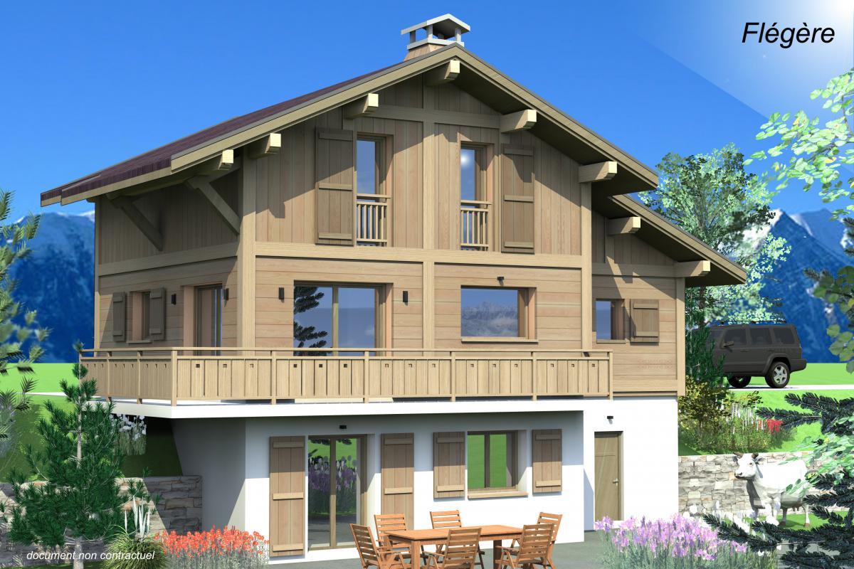 Maisons + Terrains du constructeur ARTIS • 132 m² • COMBLOUX